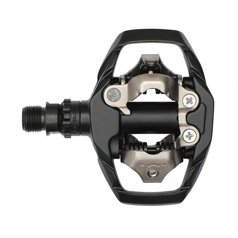 SHIMANO PEDALES M530 SPD NEGRO