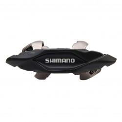 SHIMANO PEDALES M530 SPD NEGRO
