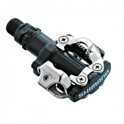 SHIMANO PEDALES M520 SPD NEGRO