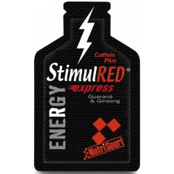 NUTRISPORT gel STIMULRED EXPRESS 30ml