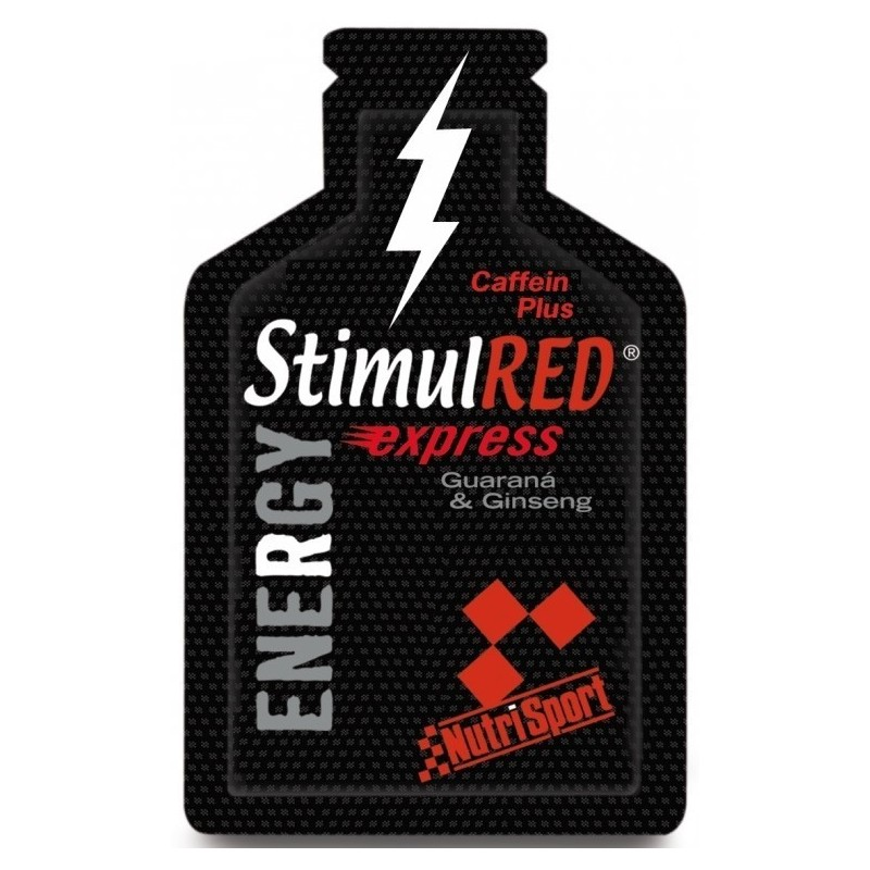 NUTRISPORT gel STIMULRED EXPRESS 30ml