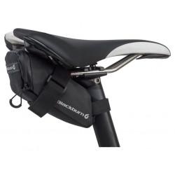 BLACKBURN bolsas GRID SMALL SEAT BAG REFL negro