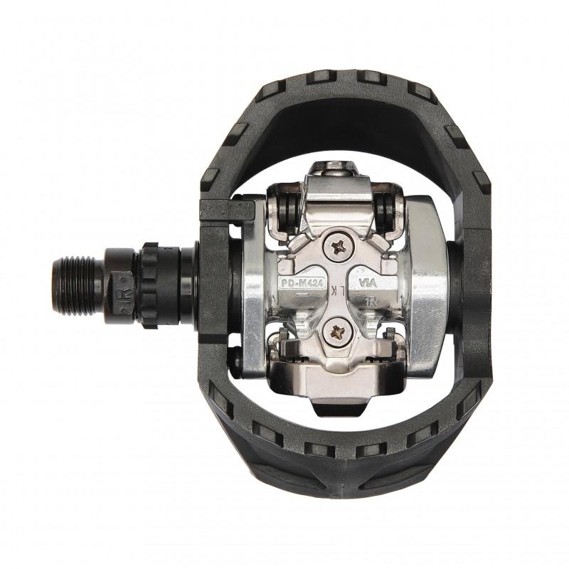 Shimano pedales M-424 SPD
