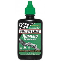 Finish Line lubricante cross country húmedo 2oz 60ml
