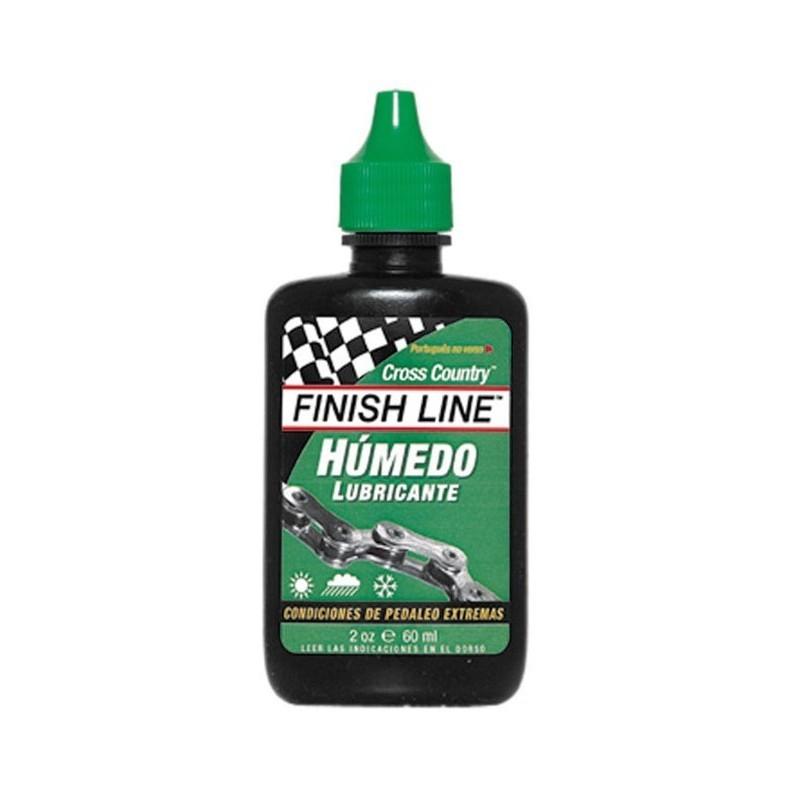Finish Line lubricante cross country húmedo 2oz 60ml