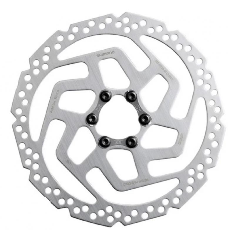 Shimano disco 160mm 6 tornillos RT26 solo resina